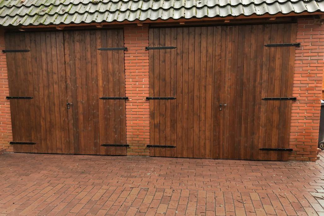Maßgefertigte Türen und Tore