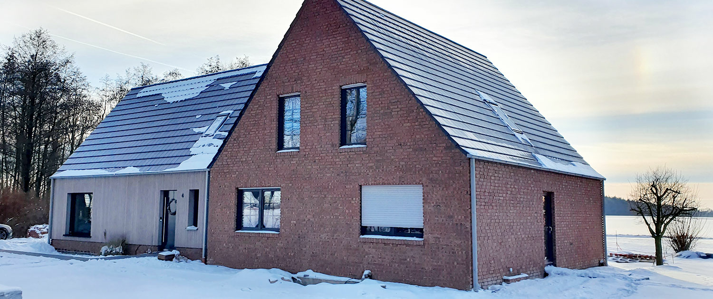 Anbau - Hauserweiterung